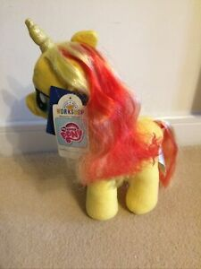 Brand new Build A Bear My Little Pony Sunset Shimmer