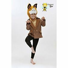 Mr Fox - Kids Costume 9 - 11 years