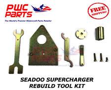 SeaDoo RXP RXT GTX RXP-X RXT-X Supercharger Tool Kit Rebuild 185/215/260 4-TEC