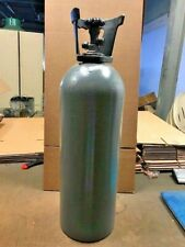 20 lb ALUMINUM WITH CARRY HANDLE CO2 Cylinder Fresh Test CGA320 SHIPS FREE!!!