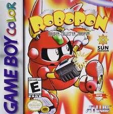 Robopon: Sun Version GBC, New Game Boy Color