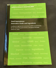 Food Innovations: Innovative Foods and Ingredients | 2019 Conference | ISGP