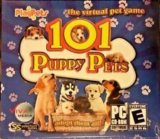 101 Puppy Pets PC Games Windows 10 8 7 XP Computer virtual pet puppies kid NEW