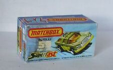 Repro Box Matchbox Superfast Nr.59 Planet Scout