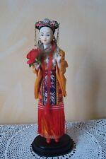 poupée, figurine décorative asiatique