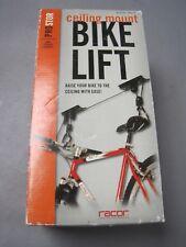 Unused Ceiling Mount Bike Lift In Box Model PBH-1R By Racor ProStor