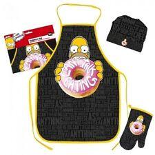 Set Barbecue Homer Simpson originale