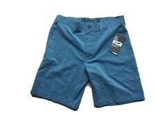 Hurley Dri-Fit Chino Heather Shorts-BNWT-Size-Hurley-28
