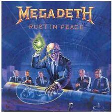 Megadeth - Rust in Peace [New CD] Bonus Tracks, Rmst