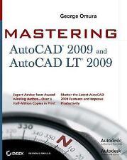 Mastering AutoCAD 2009 and AutoCAD LT 2009 (Mastering)