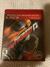 Need For Speed: Hot Pursuit (PlayStation 3 PS3, Greatest Hits) BRAND NEW SEALED