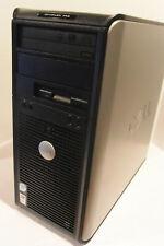 Dell Optiplex 745 PC Desktop (Intel Core 2 Duo 1.86GHz 2GB 500GB Win 7 Pro)