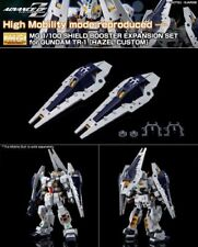 (P) BANDAI MG 1/100 SHIELD BOOSTER EXPANSION SET FOR GUNDAM TR-1 [HAZEL CUSTOM]