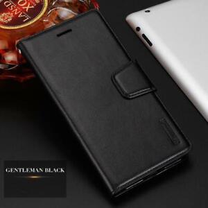 Hanman Premium Quality Samsung S20 FE Wallet Case - Black