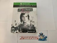 Life is Strange: Before the Storm Limited Edition - Xbox One * New Sealed *