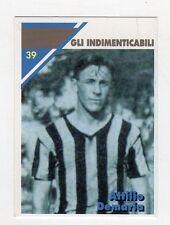 figurina card - CALCIATORI INTER MASTER CARDS  - numero 39 DEMARIA