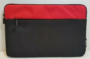 Incipio Padded Nylon Sleave for Microsoft Surface - Red/Black