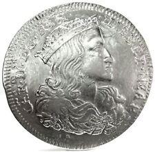 NAPOLI (Carlo II di SPAGNA) Tari da 20 Grana 1696