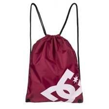 DC Cinched Drawstring Bag - Wine EDYBA03028-RRK0 Official Stockist *FREE Haribo