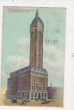 The Singer Building New York City 1911 Postcard USA 511a