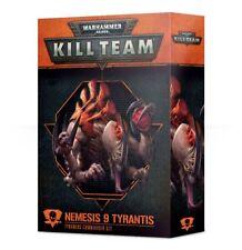 Kill Team: Nemesis 9 Tyrantis Tyranid Commander Set /ENGLISH/
