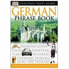 German (Eyewitness Travel Guide Phrase Books) by DK Publishing, Good Book