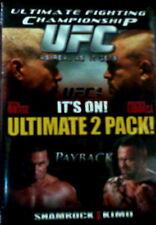 UFC 47-48 Ortiz vs Liddell Shamrock vs Kimo Sylvia vs Mir Arlovski St.Pierre