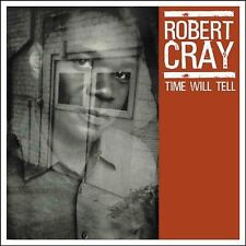 ROBERT CRAY BAND - Time Will Tell CD ( 2003, Blues Guitar )