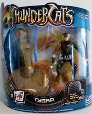 "TYGRA Thundercats Cartoon 4"" inch Deluxe Figure Pack Bandai 2011"