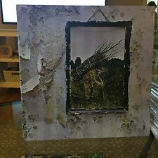 AT/GP Led Zeppelin IV 4 LP Vinyl Record Jimmy Page Robert Plant Jon Bonham