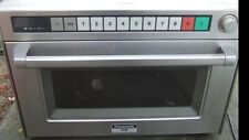 PANASONIC 1500 WATT COMMERCIAL MICROWAVE OVEN, POWERFUL & THE BIGGEST THERE IS