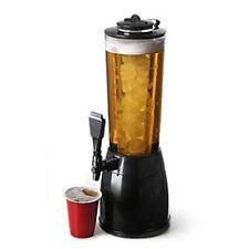 Beer Tower Drink Dispenser Cocktails Party Soft Drink Water 2.5L Jug Table Top