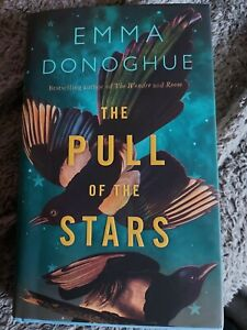The Pull of the Stars by Emma Donoghue - Hardback Book, Very Good Condition