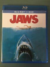 JAWS -  Blu-ray Disc & DVD Movie