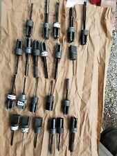 Lot of 22 Sunnen Mandrels & Adapters .160-.994