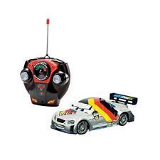 Disney Cars/1:24/rc Silver turbo Racer Max rápidamente