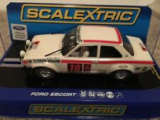 Ford Escort MK1 Rally Car London Mexico Scalextric New Boxed Very Rare