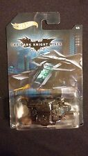 2014 HOT WHEELS Batman Batmobile Dark Knight Collectible POP CULTURE / MOVIES