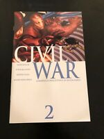 Civil War #2 (2006, Marvel)