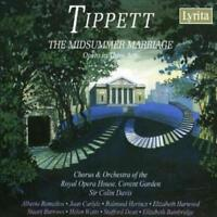 Michael Tippett : Tippett: The Midsummer Marriage CD 2 discs (2006) ***NEW***