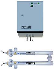 UVC Anlage PURION 1000 DUAL Betrieb Autark Photovoltaik Stromsparend