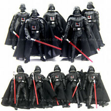 "Lot 10PCS Star Wars Revenge Of The Sith ROTS  2005 Darth Vader Figure 3.75"" Toys"