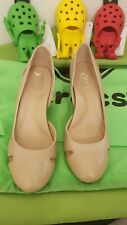 Ladies You by Crocs Wedge Shoe size 5.5