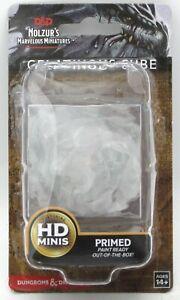 D&D 73401 Gelatinous Cube (Nolzur's Marvelous Miniatures) Ooze Monster Wizkids