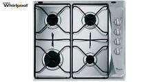 Whirlpool AKM 268 IX 60cm Stainless steel Kitchen Gas Hob Built-in Brand New!