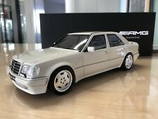 Mercedes-Benz, E60 AMG, W124, weiß, 1:18 Modell, Limited Edition 1967, Mercedes