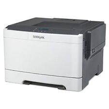 Imprimantes de groupe de travail couleurs Lexmark pour ordinateur