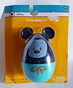 Disney Swimways Children Summer Pool Float Toy Mickey Mouse Water Wobblie