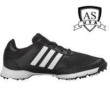 Adidas Golf Shoes Tech Response Men's Size 8 Black F33550 NEW