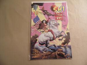 Shi East Wind Rain #2 (Crusade 1998) Free Domestic Shipping
